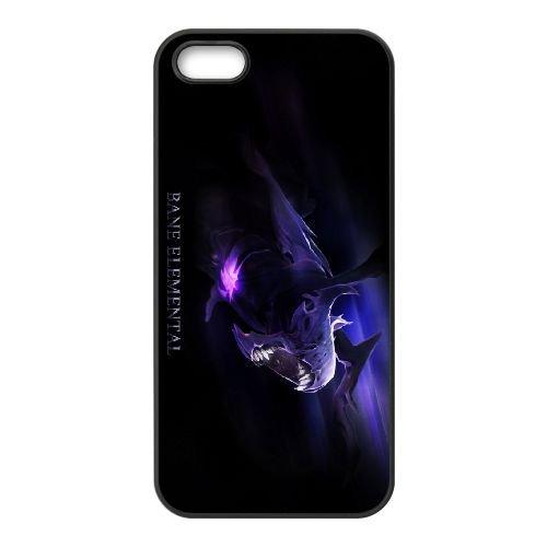 Bane 002 coque iPhone 5 5s cellulaire cas coque de téléphone cas téléphone cellulaire noir couvercle EOKXLLNCD26669