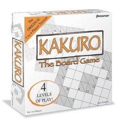 kakuro the board game - 3