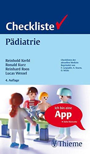 Checkliste Pädiatrie (Reihe, CHECKLISTEN MEDIZIN)