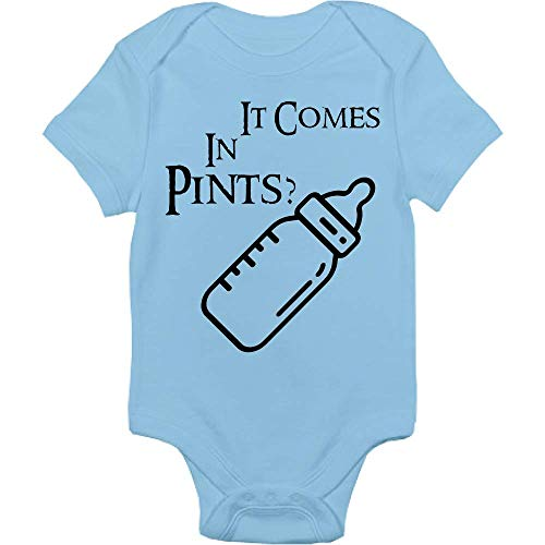 Lord Of The Rings Bodysuit - It Comes In Pints - Handmade Baby Cloths For Boys And Girls - Baby Shower Gift Idea