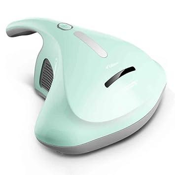 Matratzen-Staubsauger Mini UV Aspirador De Mesa Aspirador Portátil De Mano Sin Polvo Aspirador Electrodomésticos Anti-ácaro Inicio Home Verde Menta: ...