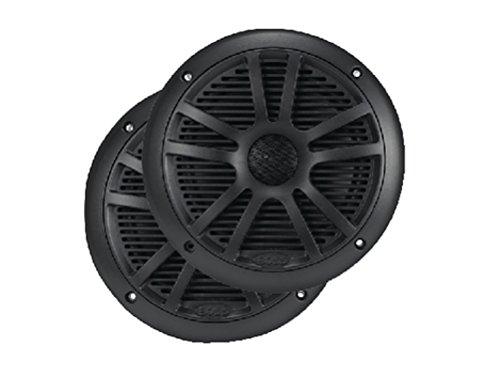 BOSS Audio MR6B 180 Watt (Per Pair), 6.5 Inch, Full Range, 2 Way Weatherproof Marine Speakers (Sold...