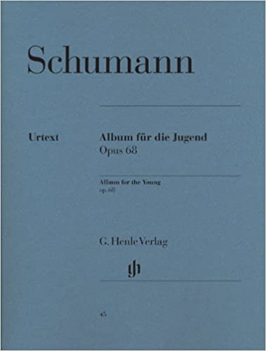 Album /à la Jeunesse Op.68 Piano