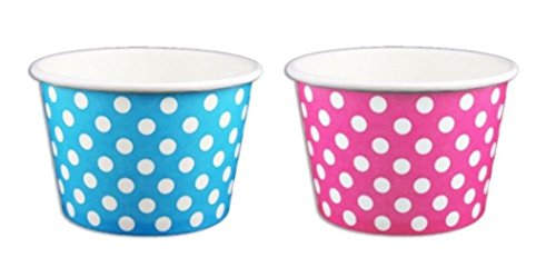 pink and blue ice cream cups - 6