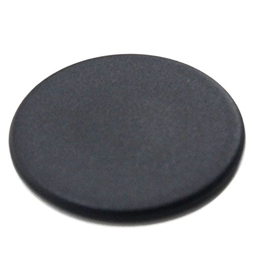 (Kitchenaid WPW10364463 Range Surface Burner Cap (Black))