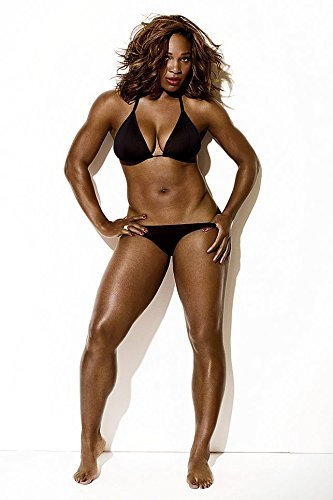 Serena williams naked retro pic 17