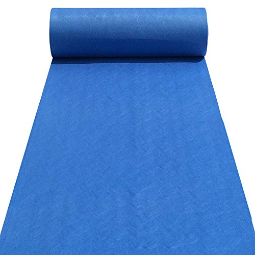 Aisle Runners Wedding Accessories Sky Blue Aisle Runner Carpet Rugs for Step and Repeat Display, Ceremony Parties and Events Indoor or Outdoor Decoration 24 Inch Wide x 15 feet Long