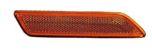 OE Replacement Chrysler Sebring Front Passenger Side Marker Light Assembly (Partslink Number CH2551128)
