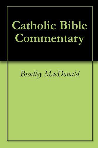 Catholic Bible Commentary