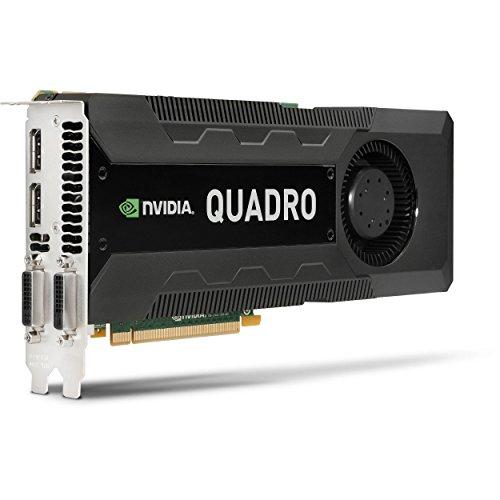 Nvidia Quadro K5000 4GB GDDR5 PCI-E 2.0 x16 Video Card Wi...