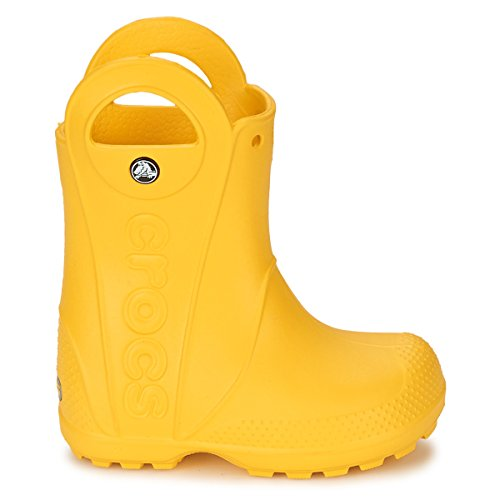 K Boot Unisex Crocs Bambino Yellow Stivali Rain qwCESp