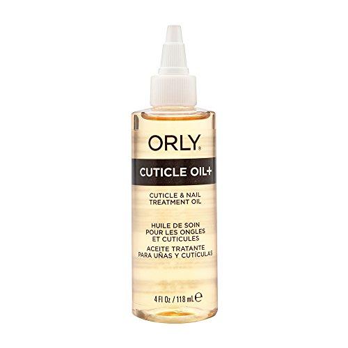 Orly Cuticle Oil Plus, 4 Fluid Ounce