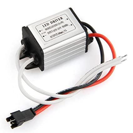 Led 85 Ballast Ampoule 265v Dc Lampe Transformateur Ac 12v wNnP80OkX