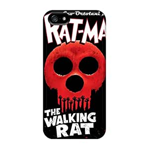 InesWeldon Iphone 5/5s Scratch Resistant Hard Phone Covers Customized Trendy Rolling Stones Pattern [zlX455AyIe]