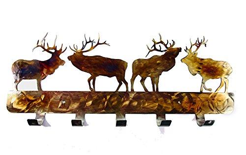 Amazon.com: Elk metal perchero: Industrial & Scientific
