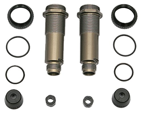 Team Associated 7479 Factory Team V2 Threaded Rear Shock Body Set, 1.18