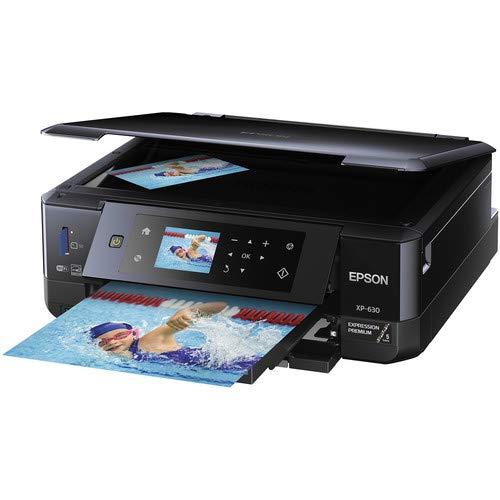 Epson Expression Premium XP-630 Small-in-One Inkjet Printer, Copier, Scanner, Photo