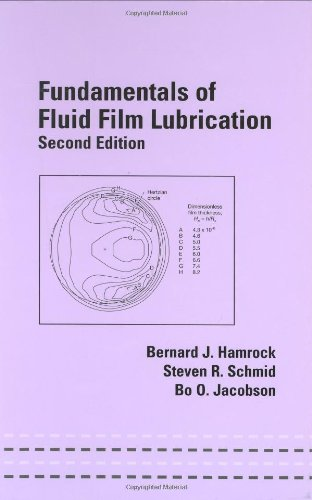 Fundamentals of Fluid Film Lubrication (Dekker Mechanical Engineering)