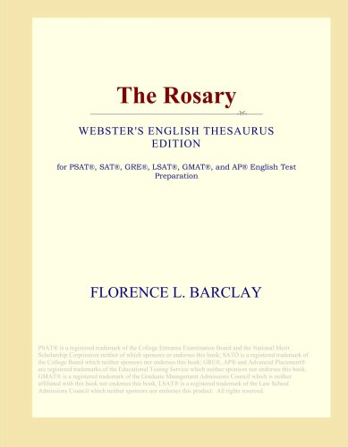 The Rosary (Webster's English Thesaurus Edition) pdf