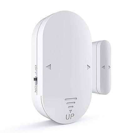 Haodene 120db Sensor De Alarma para Puertas Y Ventanas, MC-3 ...