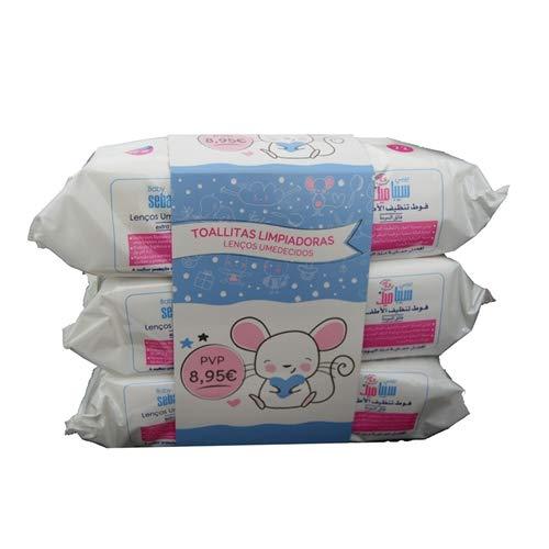 Baby Sebamed Toallitas Limpiadoras, 72un. Pack 3un.: Amazon.es: Salud y cuidado personal