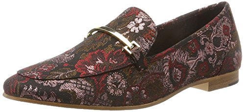 Aldo Rouge Mocassins Casotto Femme bordo qUZvw