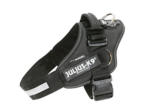 JULIUS K9 IDC Powerharness siderings Size Black product image