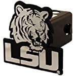 NCAA Louisiana State Fightin Tigers Car Trailer Hitch Cover