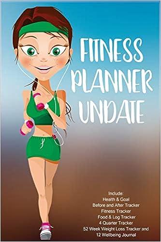 Fitness Planner Undate: Fitness Agenda, Fitness Planner ...