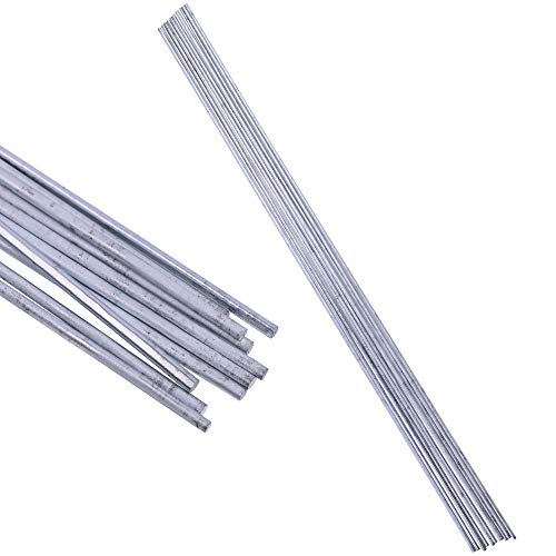 Alumaloy 10 Rods - Easy Aluminum Repair Rods