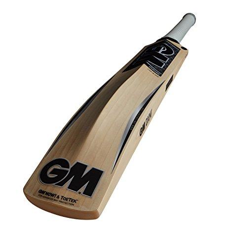 Gunn & Moore GM Chrome DXM 606 Cricket Bat , Long Handle by Gunn & Moore
