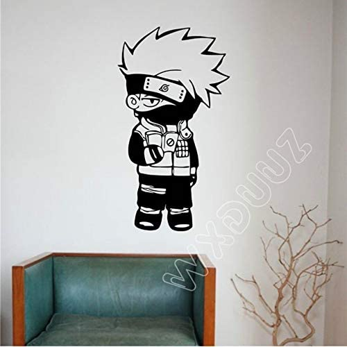 Comics Kakashi Naruto Tatuajes de pared Calcomanía de vinilo Anime ...