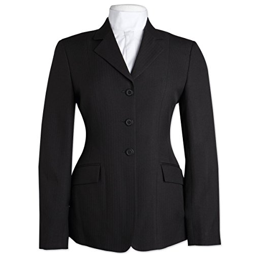 Childs Show Coat - R.J. Classics Childs Hampton Show Coat 14R Black