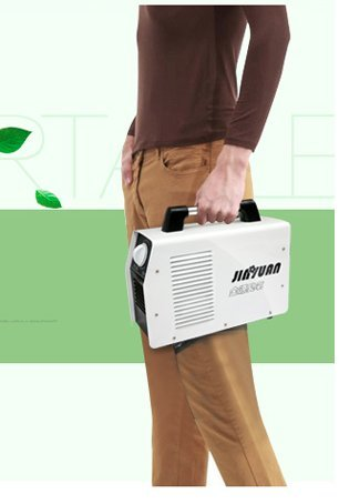 Potable Ozonizer Ozone Maker Ozone Generator 7g/h 220V  Able to use it in the air, hospital, lab, Beauty center, Salon, pet house, home by Gerneric (Image #6)