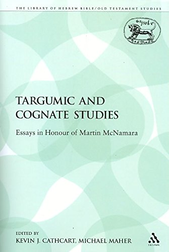 [(Targumic and Cognate Studies)] [Edited by Kevin J. Cathcart ] published on (May, 2009)