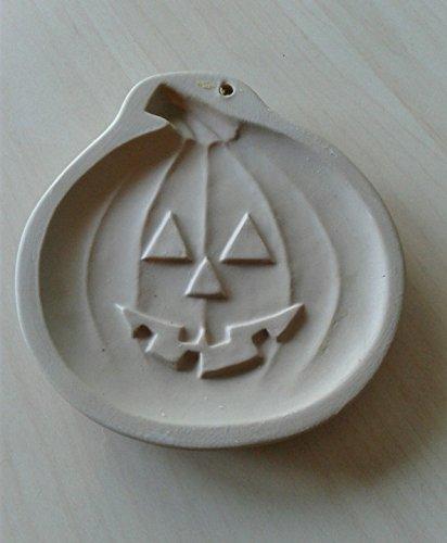 1992 Brown Bag Jack-O-Lantern-Pumpkin Halloween Cookie-Mold - Vintage -
