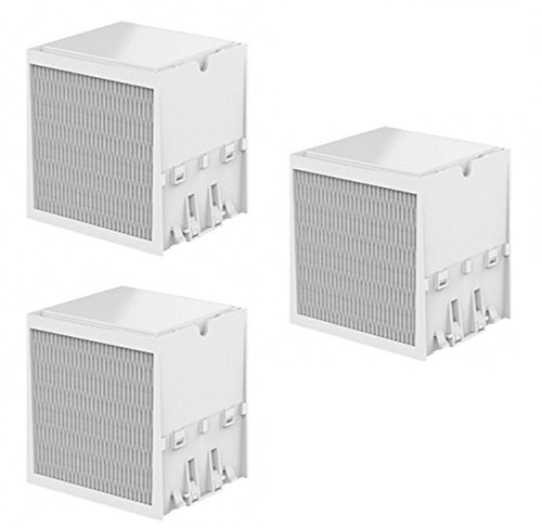 Moai Air Purifier Nano Filters for G2T-ICE Mini Air Cooler - pack of 3 by Moai