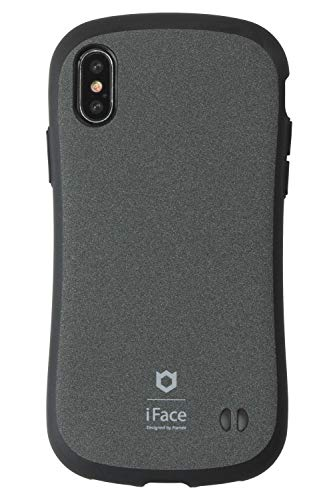 iFace First Class Sense iPhone XS Max ケース [グレー]