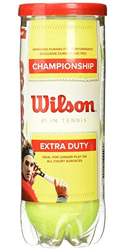 Wilson Championship Tennis Balls - Can (CAN) by Wilson (Image #4)