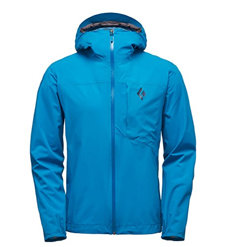 Black Diamond Men's Fineline Stretch Rain Shell
