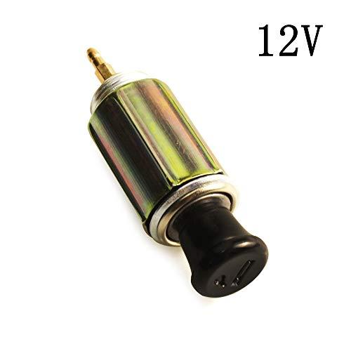 Cigarette Lighter Assembly - Blvcody DC 12V Universal Car