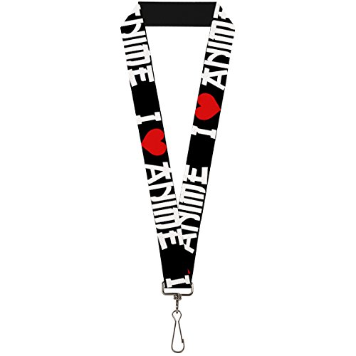 Buckle-Down Unisex-Adult's Lanyard-1.0