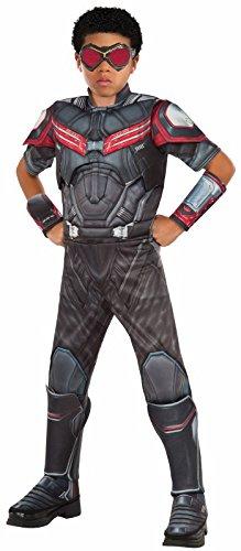 Rubie's Costume Captain America: Civil War Falcon Deluxe Muscle Chest Child Costume, -