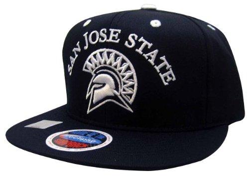 NCAA San Jose State Spartans Bob Style Snapback Hat, - Hat San Jose State