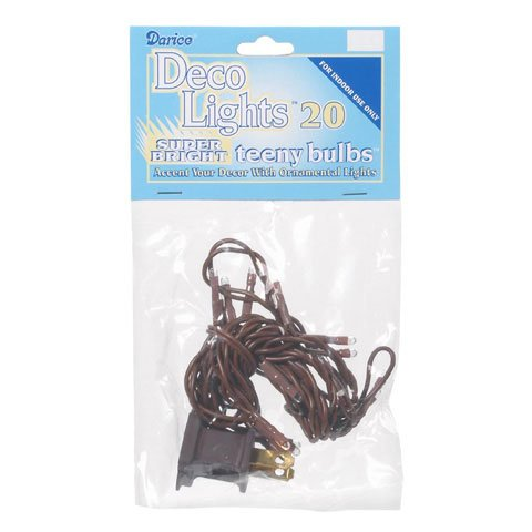 Teeny Bulbs Light Set Clear