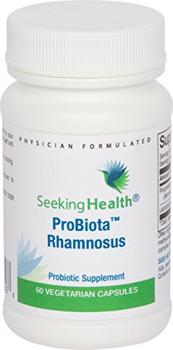 Rhamnosus Vegetarian Health Seeking Physician Formulated