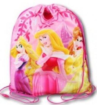 Luxma Scarpa sacchetto Disney Princess Sport sacchetto zainetto zaino bambini borsa