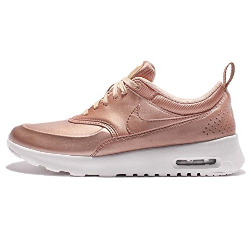 Nike Femmes Air Max Thea Se Entraîneurs De Course Chaussures 861674 Sneakers (us 6, Métallique Rouge Bronze 902)
