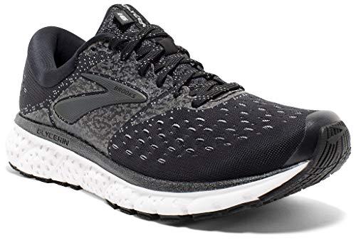 De Reflectiveblack Pour Running Femme Glycerin white Chaussures black Brooks 16 xXt6g0