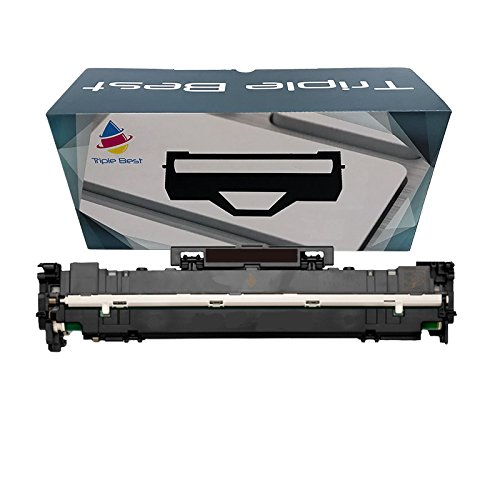 Triple Best Remanufactured 19A CF219A Drum Replacement for HP CF2179A 19A Imaging Drum Cartridge used with HP CF217A LaserJet Pro M130fn M130fn M130fw M102w M130nw M102a M104a M104w M130a M132a M132nw - Laser Printer Imaging Drum
